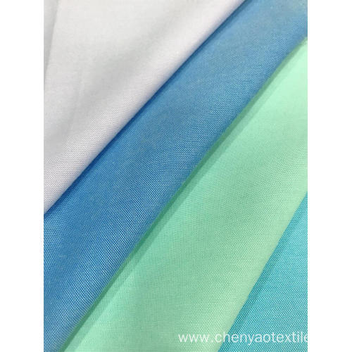 CVC High Density Oxford Woven Dyed Fabric