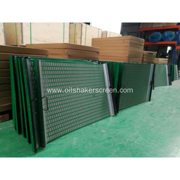 FLC500  503  504  513  514 PWP oil shaker screen