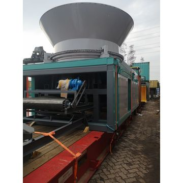Factory direct sale high quality wood crusher