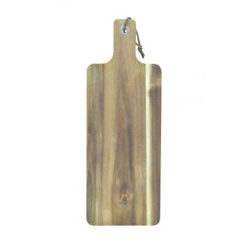 acacia wood serving and cutting board