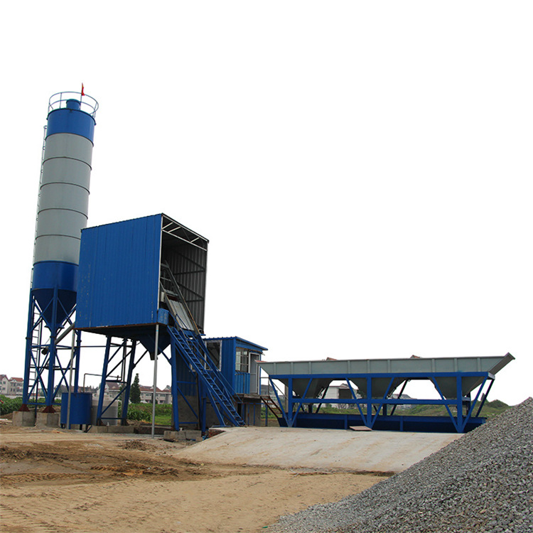 High quality control system concrete batching plants