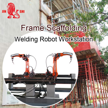 American Frame Scaffolding Making Machine