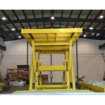 Scissor twin lift equipment