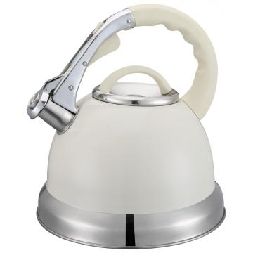 The Groove Handle Design Whistling Kettle
