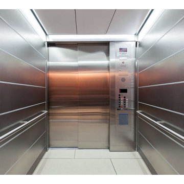Hosptial Patient Elevator Safety to the Top Priority