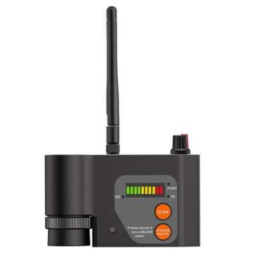 2020NEW Super Camera Detector Wireless RF signal scanner anti eavesdropping poaching Self defense Infrared wifi camera finder