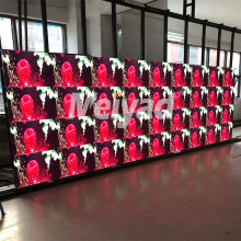 P2 indoor rental led display