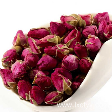 rose lotus leaf tea