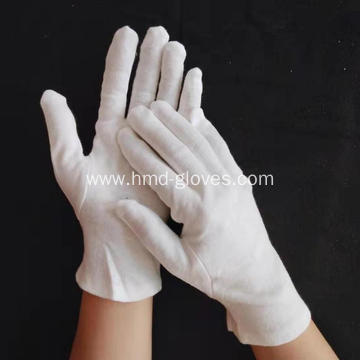 cheap white cotton glove