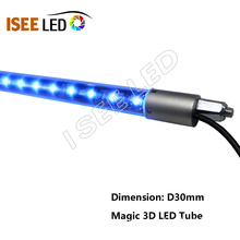 DMX madrix 3d rgb led magic tube