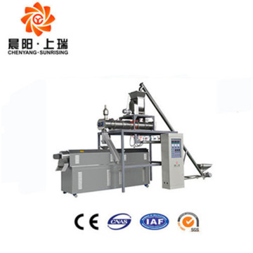 Dog food production machine pet food processing line