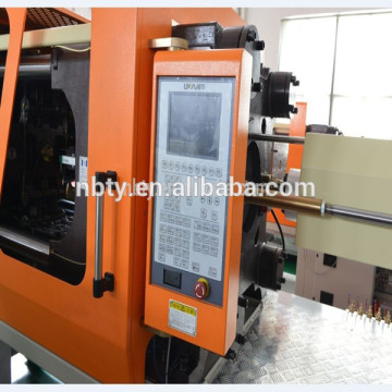 injection molding machine and plastic products
