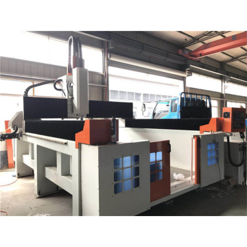 Heavy duty styrofoam EPS industrial CNC machine