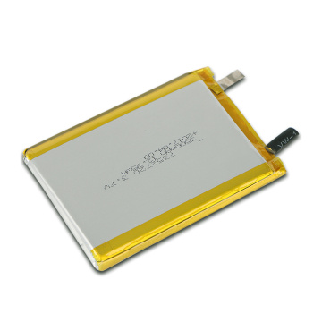 Low Temperature Resistant 735272 3.7V 3500mAh Lipo Battery