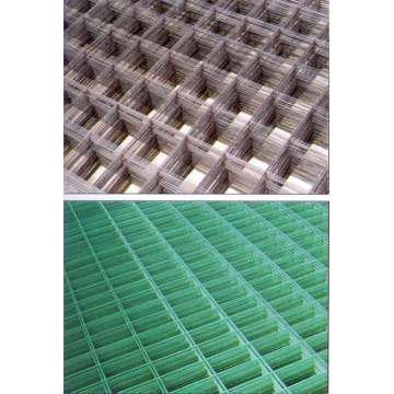 Hot selling cheap solid iron welded wire mesh