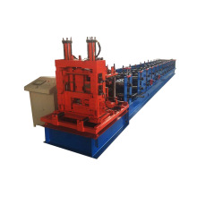 High Quality Auto Hydraulic Z Purlin Forming Machine