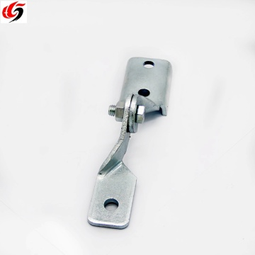 Anti Seismic System Bracing  Galvanized Adjustable Pivot Retrofit Fittings Connection