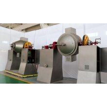 Double-Cone Rotary Dryer Conical Mixer With Blades