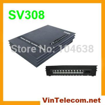Small business PBX phone system VinTelecom SV308 - Fast shipping