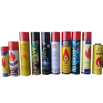 Pure butane lighter gas Gas Refillable