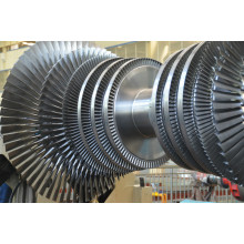 Steam Turbine Impulse and Reaction Blading from QNP
