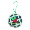 Christmas tree pudding shape pendant ornaments