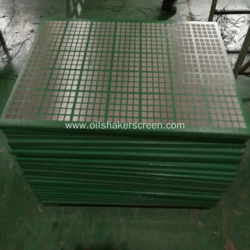 zs/z-2 steel frame oil shaker screen