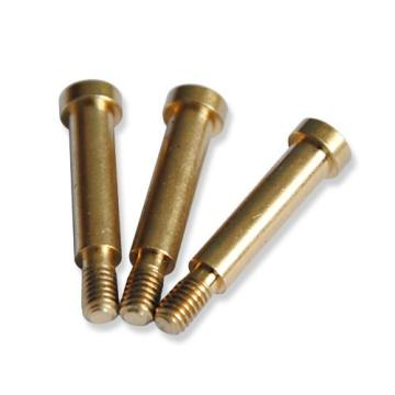 Copper brass small CNC turning parts