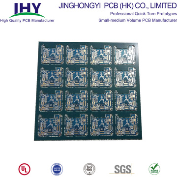High Precision Blue Solder Mask 6 Layer PCB/Printed Circuit Board