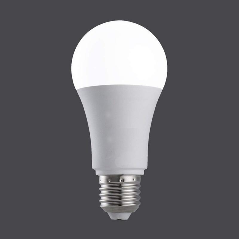 E27 Radar Motion Sensor Bulb LED Auto Sensor Dusk To Dawn Security Light Lamp Spotlight LED Bulb Household No Flicker 7W 12W