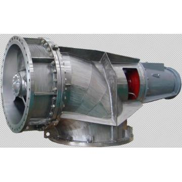 Horizontal Chemical Duplex Stainless Steel Axial Flow Pump
