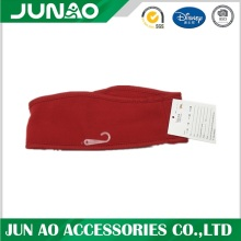 High quality fleece headband for cold weather