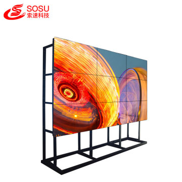 Factory Customized lcd video wall price hd display