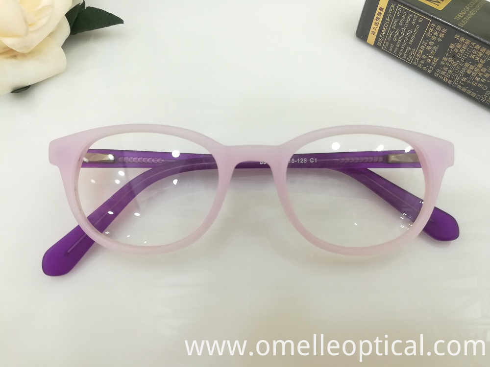 Children S Round Eyeglasses