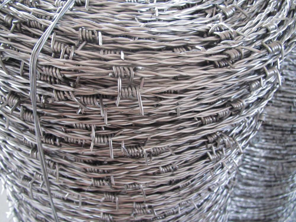 single strand galvanized barbed wire price for sale