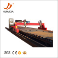 Plasma oxy fuel gantry cnc cutting machine