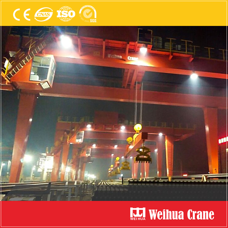 Gantry Cranes For Track Handling