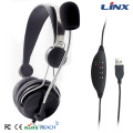 Multifunction Headphone With Mic Stereo Headphones Wired