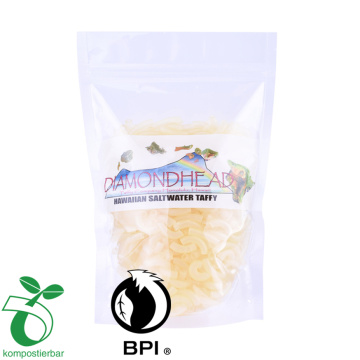 Recyclable custom 100g Stand Up bags for food Manufactures Wholesale In China