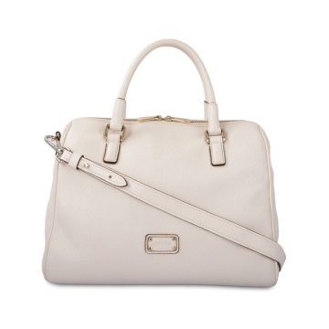 Everyday Beige Women's Bag Leather Tote for Ladies