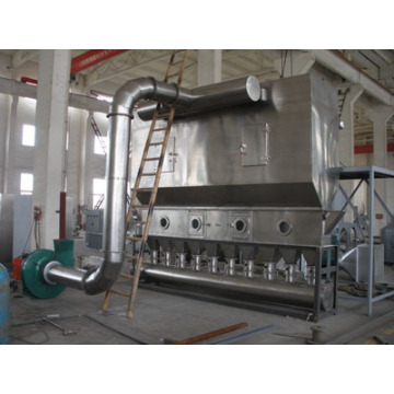 Industrial Fluid Bed Dryer Drying Equipment for Fertilizer