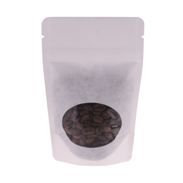 Biodegradable Gravure Printing Clear Window Bag