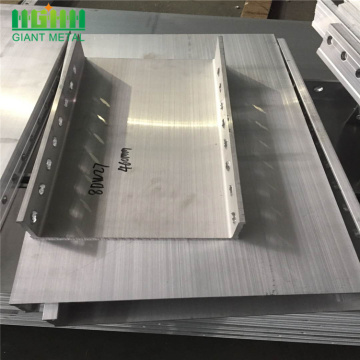 welding aluminum panel strong and reusable formwork
