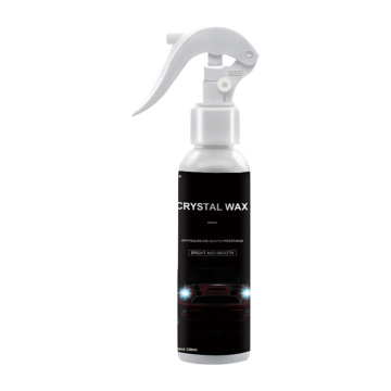 Crystal Wax Car Detail Paint Coating