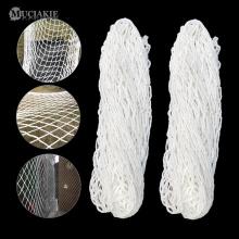 6MM Dia (5x5cm Space) White Square Net Heavy Duty Plant Trellis Netting Great for Climbing Heavy Giant Fruits Garden Netting