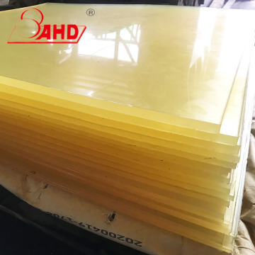 Thickness 30mm 40mm 50mm PU Polyurethane Sheet