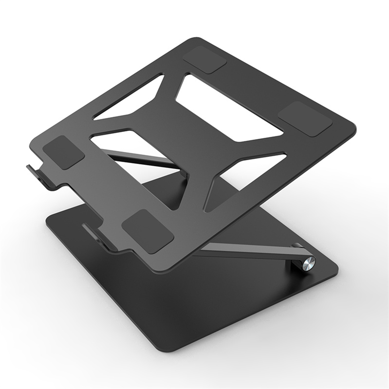 Adjustable Ergonomic Aluminum Laptop Holder Stand