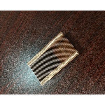 Zipper Copper Fin Heatsink
