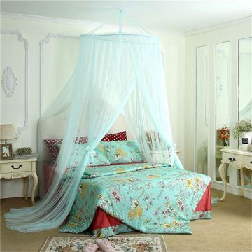 free samples iron white bed canopy