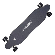 4 wheel hub motor electric skateboard